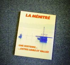 """Livre """"La Ménitré, une histoire entre Loire et vallée"""", sorti en novembre 2013 - JPEG - 1.5Mo"""