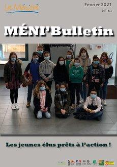 Méni'Bulletin N°163 février 2021 - PDF - 2.8Mo