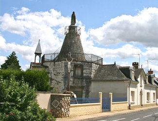 Moulin de la Vierge