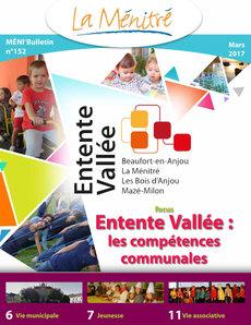 Méni bulletin n°152 - Mars 2017 - PDF - 756.8ko
