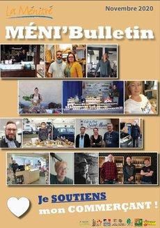Méni'Bulletin novembre 2020 - PDF - 3.3Mo